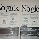 1982 Bosch Spark Plugs ad