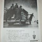 1959 Champion Spark Plugs Fire Engine ad