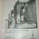 1963 Champion Spark Plugs Rolls Royce ad