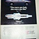 1984 Champion Spark Plugs Mazda ad