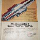 1985 Champion Copper Plus Spark Plugs ad #2