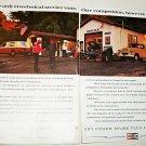 1987 Champion Spark Plugs Tech Service ad