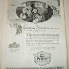 1924 Chase Velmo Mohair Auto Fabric ad