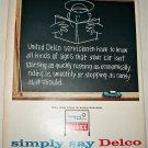 1964 Delco Service ad