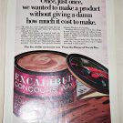 1972 Excalibur Concours Car Wax ad