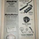 1963 Fischer Auto Parts ad