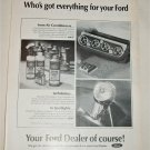 1966 Ford Products ad
