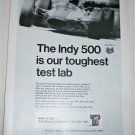 1969 Fram Filters Indy 500 ad