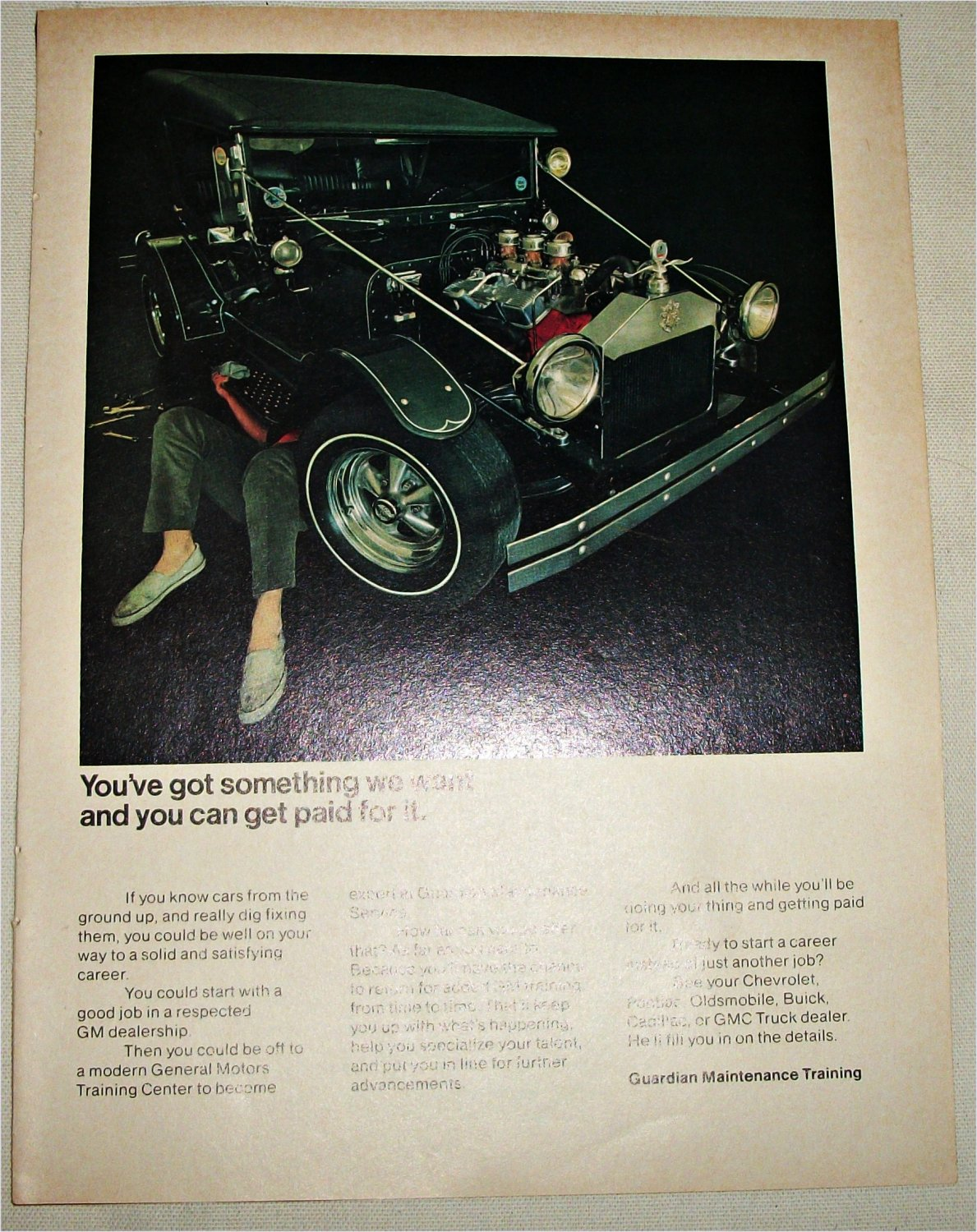 1969 Guardian Maintenance ad