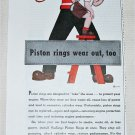 1947 Hastings Piston Rings ad