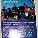 Hayden Transmission Cooler ad