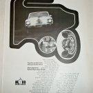 1967 Kelsey-Hayes Disc Brakes ad