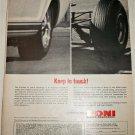 1966 Koni Shock Absorbers ad
