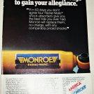 1979 Monroe Radial-Matic Shock Absorbers ad #2