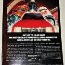 1982 Motorcraft Auto Parts ad #2