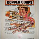 1979 NGK Copper Core Spark Plugs ad