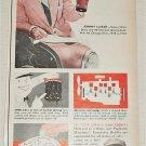 1953 Purolator Oil Filter ad featuring Johnny Lujack