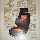 1978 Recaro IdealSeat C ad