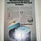 1972 Simoniz Royal Wax ad