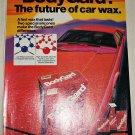 1983 Simoniz Bodyguard Car Wax ad