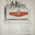1930 Timken Bearings ad