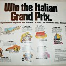 1970 Wynn's Auto Parts Contest ad