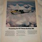 1977 Cessna Cardinal RG Aircraft ad