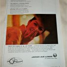 1968 Japan Airlines ad