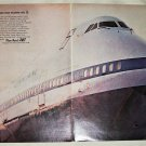 1970 Pan Am Airlines 747 ad #2