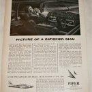 1963 Piper Aircraft ad