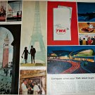 TWA Airlines Compare what your TWA ticket buys ad