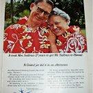 1967 United Airlines Mr & Mrs Sullivan ad