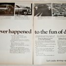 1970 Allstate Fun of Driving Insurance ad