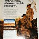 BankAmericard Imagination ad