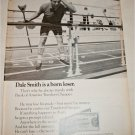 1968 Bank of America Tavelers Cheques ad