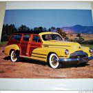 1942 Buick Special Estate Stastion Wagon car print