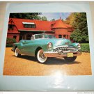 1953 Buick Skylark Convertible car print (green, no top)