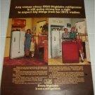 1972 Frigidaire Washer ad