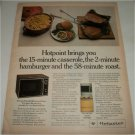 1971 Hotpoint Appliances ad #4