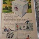 1952 Caloric Dryer ad