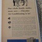 1959 Chrysler Airtemp Air Conditioner ad