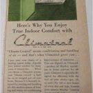 1946 Climatrol Air Conditioner ad