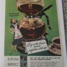 1948 Cory Coffee Brewer ad