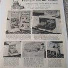 1954 Crosley Appliances ad