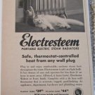 1954 Electresteem Steam Radiators ad