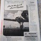 1945 Frigidaire WWII ad