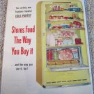 1955 Frigidaire Imperial Cold Pantry ad #2