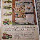 Frigidaire Cycla-matic Imperial Refrigerator ad