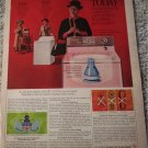 1964 Frigidaire Washer ad
