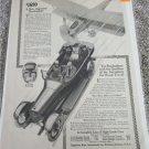 1917 Apperson Roadaplane Touring car ad